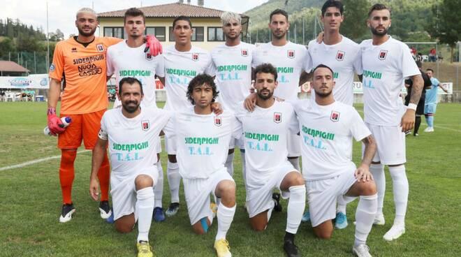 Fiorenzuola calcio agosto 2021