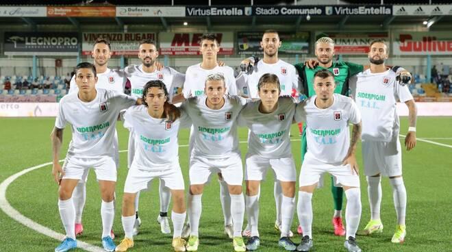 Fiorenzuola calcio Coppa Italia