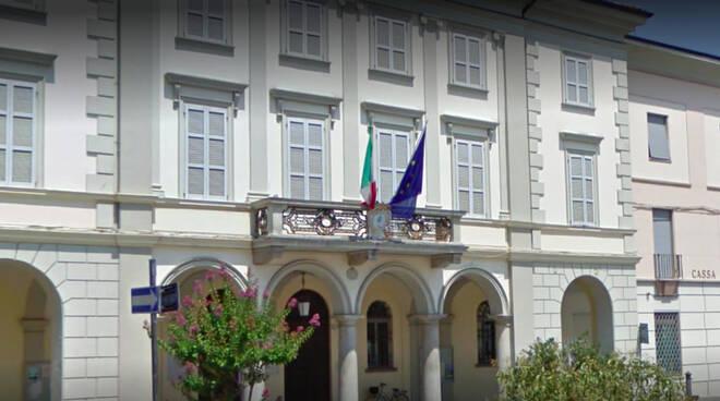 Il municipio di Cortemaggiore
