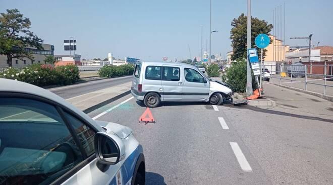Incidente Caorsana
