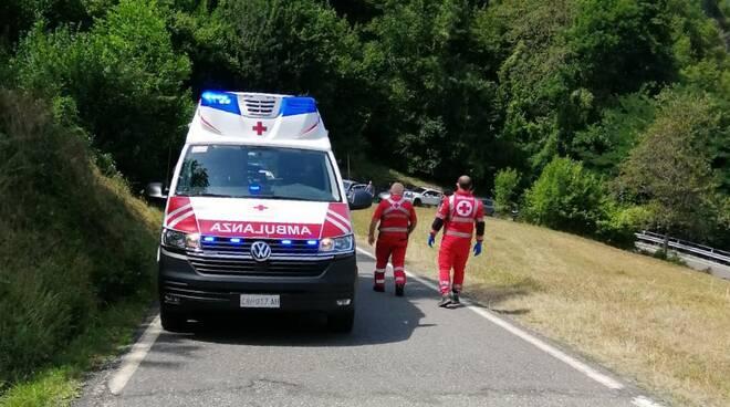 Incidente Ponte Lenzino