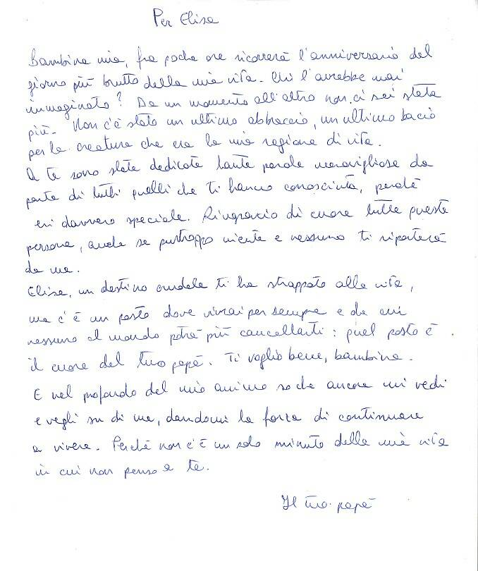 lettera padre Pomarelli