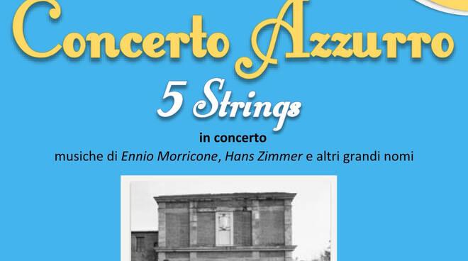 Locandina Concerto Azzurro
