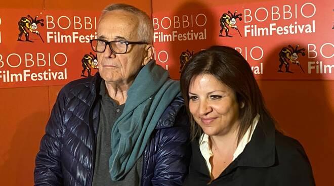 Marco Bellocchio e Paola Pedrazzini