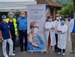Open day vaccinale Bobbio (foto Ausl)