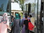 Profughi Afghanistan a San Polo