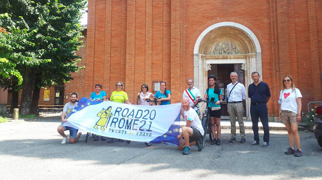 Road to Rome a Cadeo