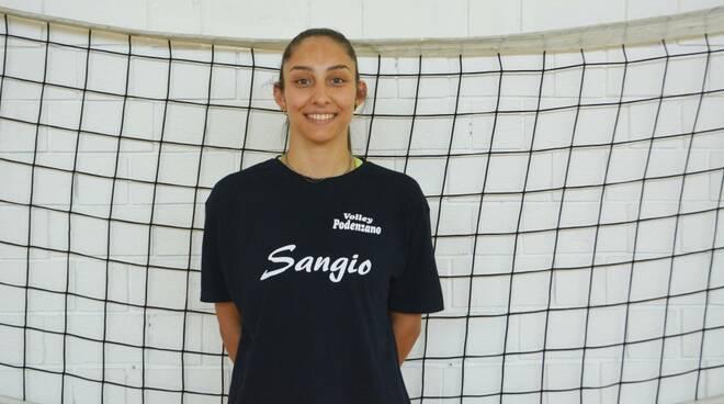 Anna Salimbeni (Pallavolo Sangiorgio)