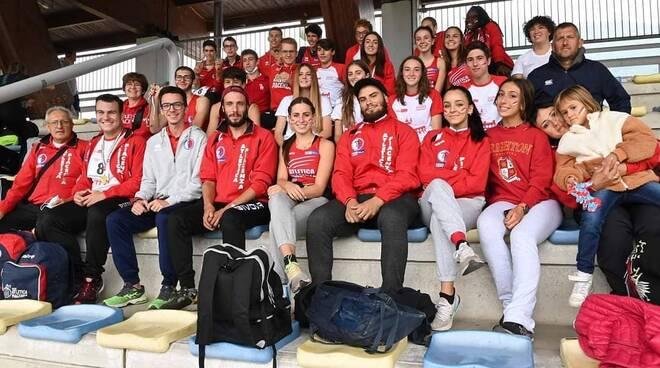Atletica Piacenza campionati italiani
