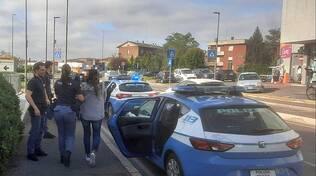 borseggiatrice polizia Esselunga
