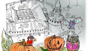 Baby Halloween al Castello di Rivalta