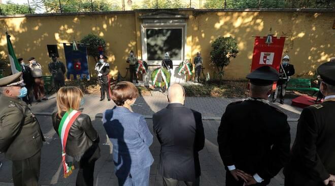 commemorazione 9 settembre Barriera Genova