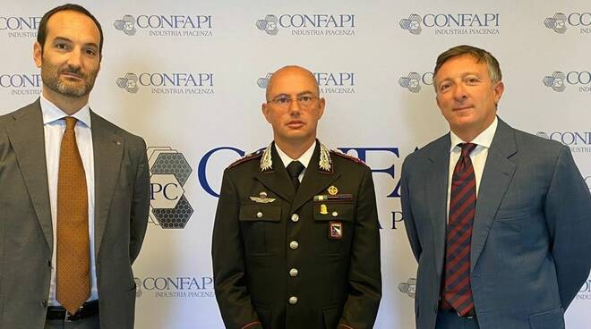 Confapi e carabinieri
