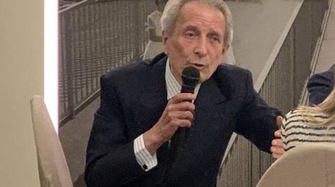 Domenico Giorgi al Rotary Piacenza