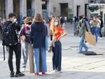Fridays for Future in piazza Cavalli