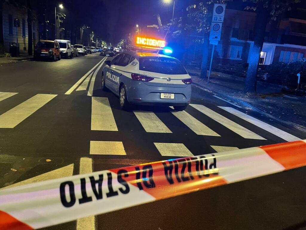 incidente polizia