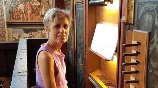 Maria Cecilia Farina (organo)