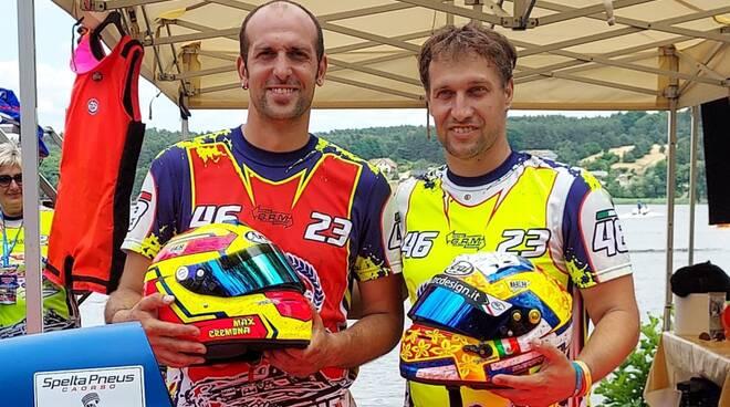 Max e Alex Cremona