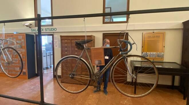 mostra Piacenza in bicicletta
