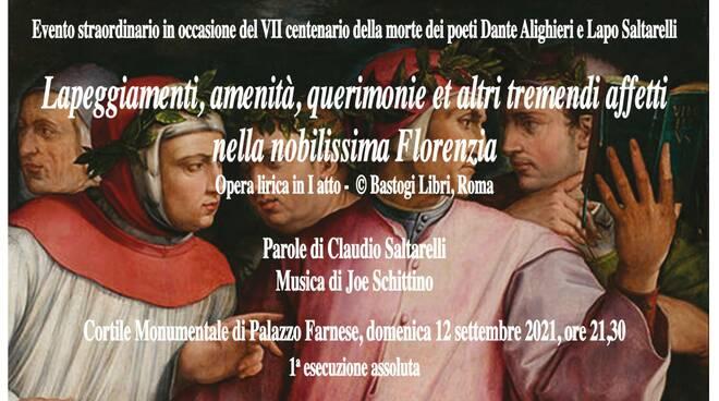 Opera lirica 12 settembre