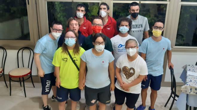 Special Dream Team Italiani nuoto