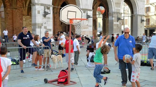 Sport in Piazza 2021