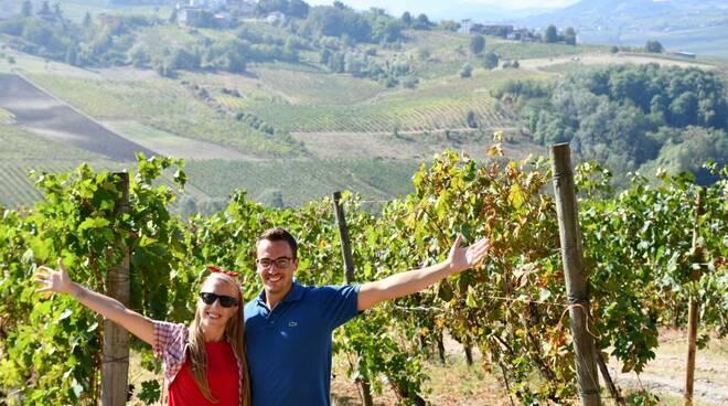 travel blogger Val Tidone