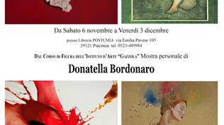 Esposizione d\'arte presso la LIBRERIA POSTUMIA