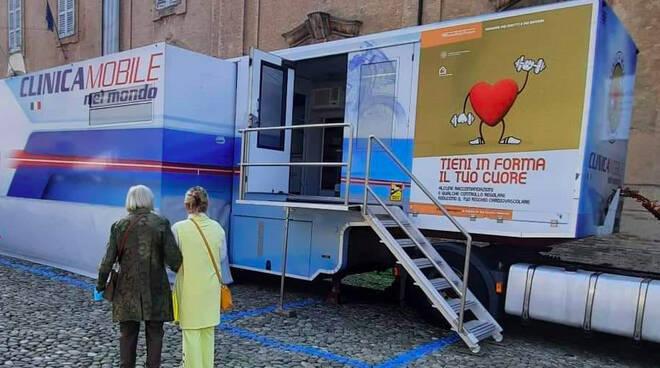 Clinica mobile controlli