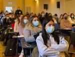 Debutto matricole sede piacentina Corso Infermieristica dell'Università di Parma - 2021
