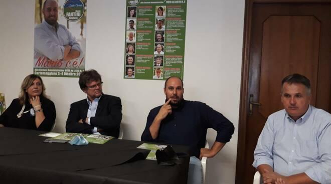 Filippo Rossi (Buona Destra) a Cortemaggiore