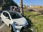 incidente via Emilia Parmense