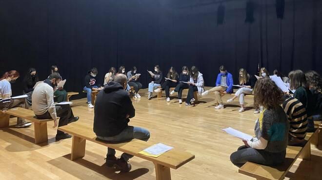 Laboratorio teatrale Liceo Gioia