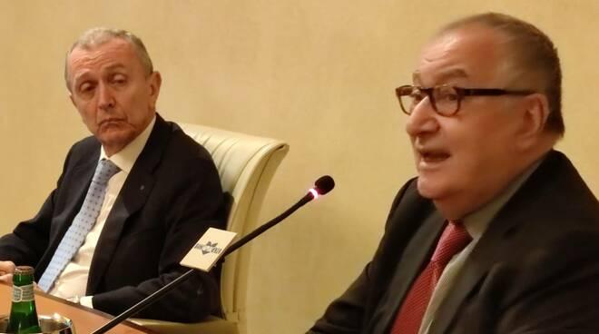 Lodovico Balducci e Mauro Gandolfini - Banca di Piacenza