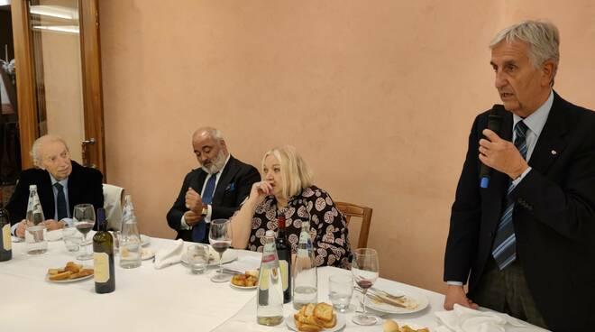 Maria Giovanna Maglie cena dei Liberali
