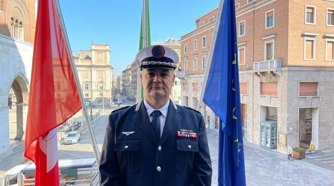 Mirko Mussi comandante polizia municipale