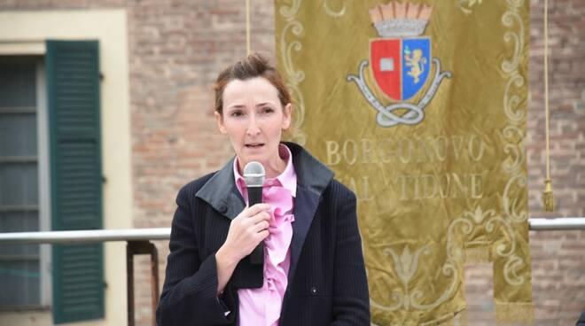 Monica Patelli in consiglio