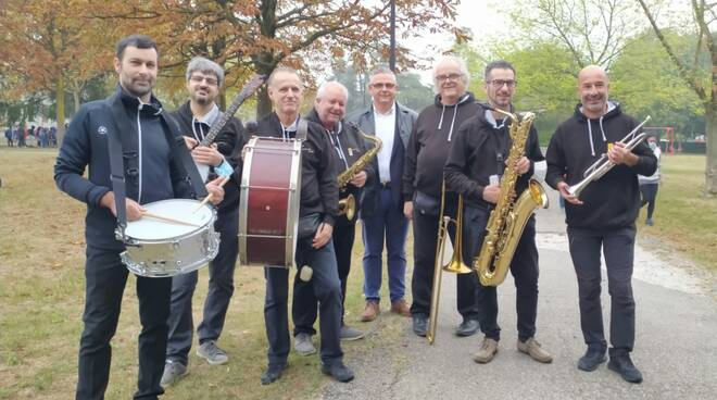 Pedibus Caduti sul lavoro jazz