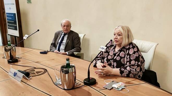Presentazione libro Maria GIovanna Maglie