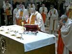 Santa messa con il cardinal Zuppi