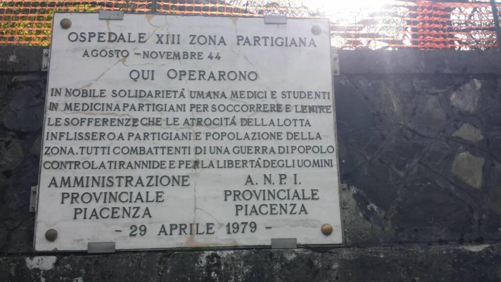 sentiero partigiano Don Borea