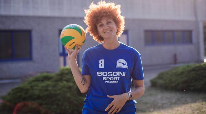 Valeria Diomede (foto Alessandro Soragna / Tetyana Misharina)