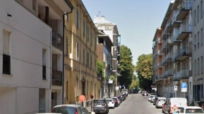 Via Venturini Piacenza